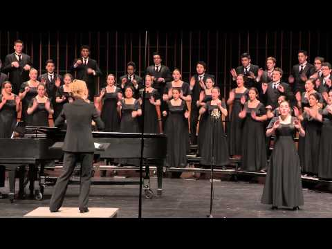 Ain't No Grave Can Hold My Body Down, by the MSU Singers