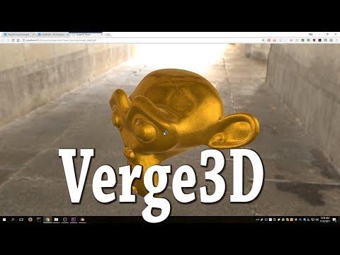 Verge3D Introduction