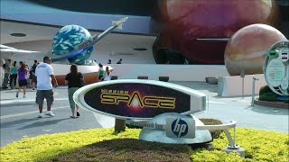 Mission Space, Epcot, Walt Disney World HD (1080p)