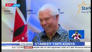 Starkey Hearing Foundation sets office in Kenya