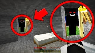 If you see this in Minecraft, delete your World... (Scary Minecraft Video)