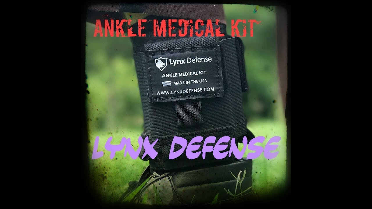 lynx defense | Ankle Medical Kit