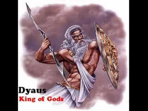 Dyaus=Zeus