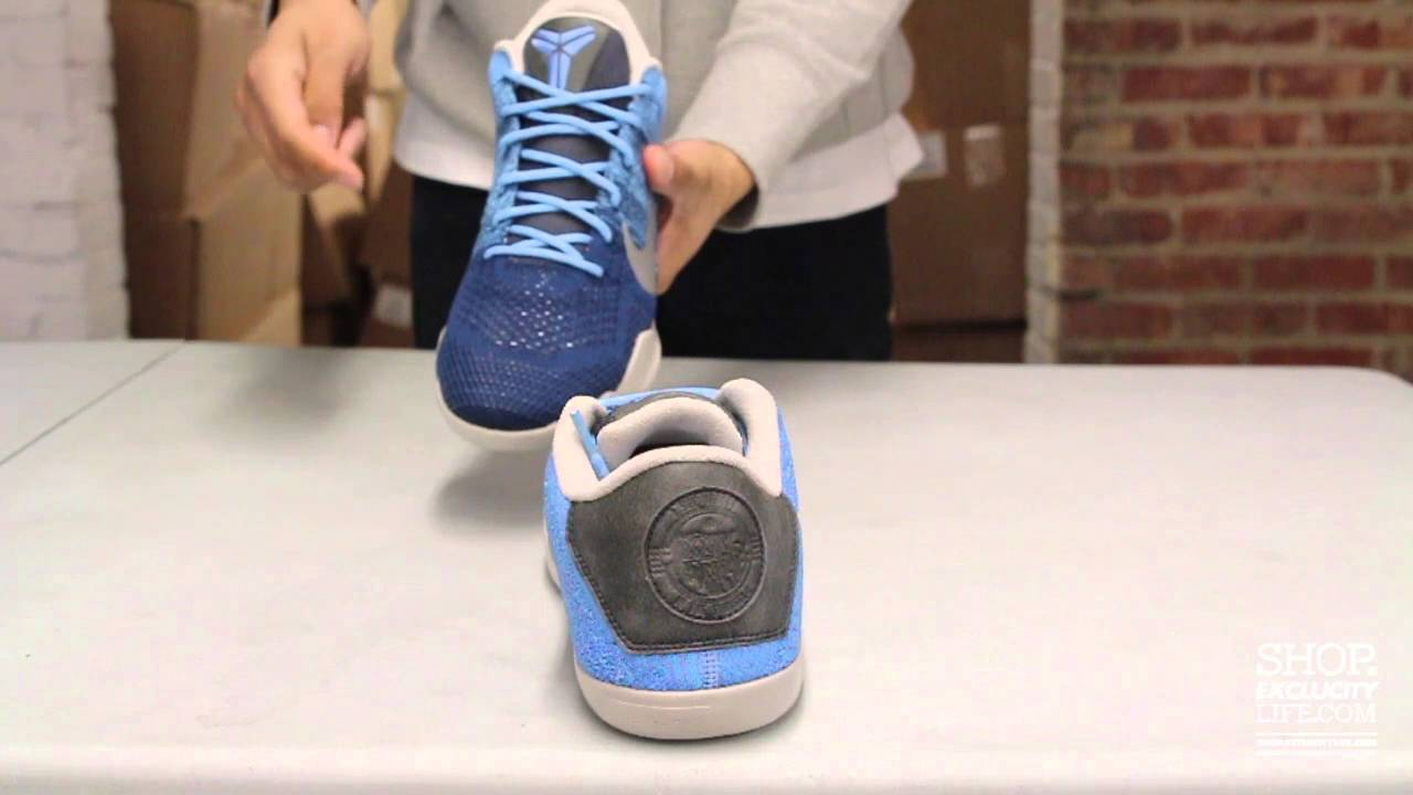 ... kobe xi elite low wolf grey unboxing video at exclucity youtube