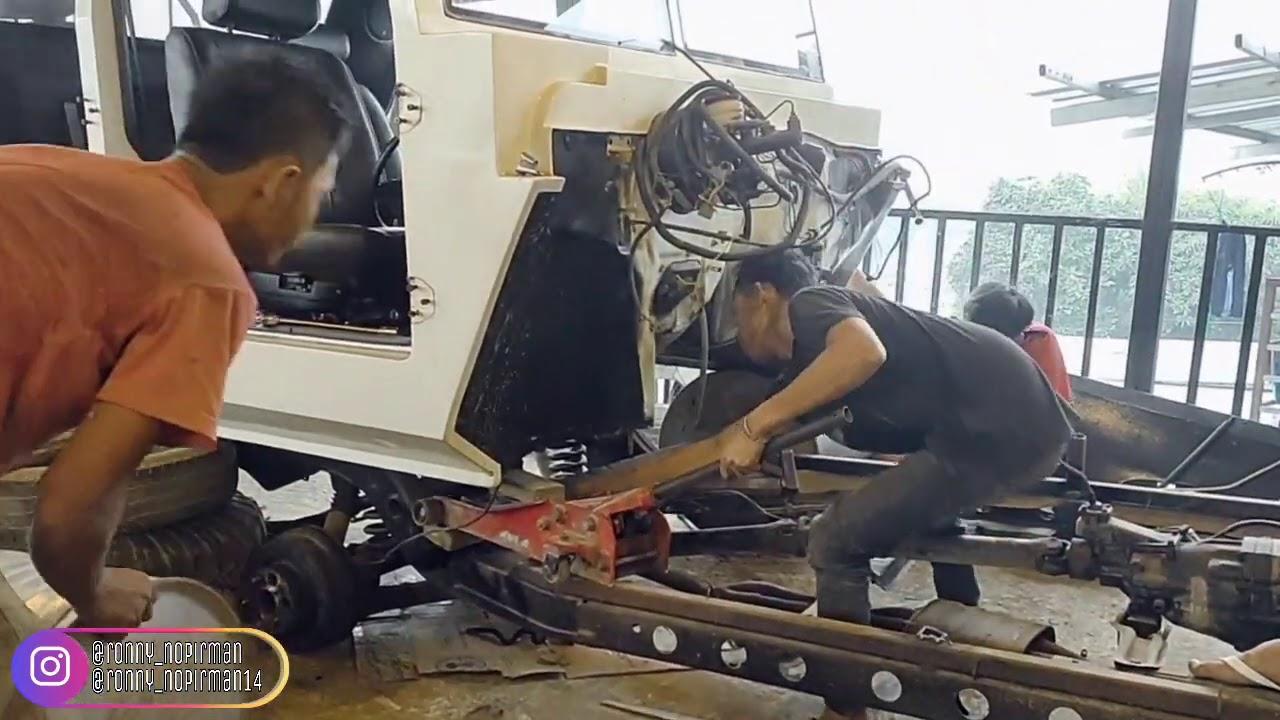 Bongkar Mobil Replika Hummer | kira-kira gimana ya?🤔