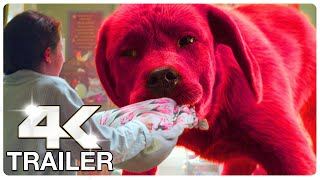 CLIFFORD THE BIG RED DOG Trailer (4K ULTRA HD) NEW 2021