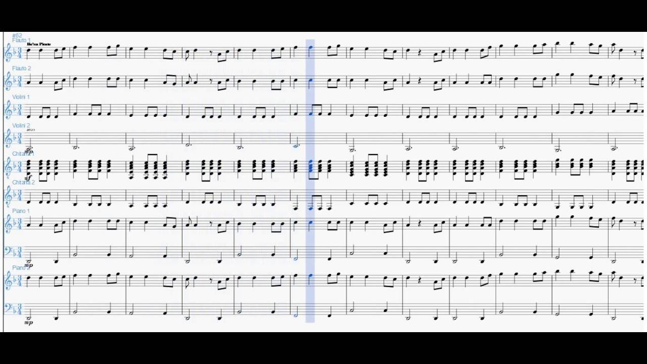 Amato Pirates of Caribbean Medley, for school orchestra [FREE SHEET  WT35