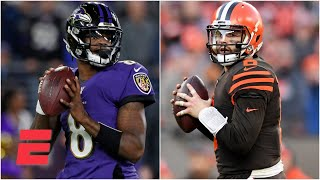 Lamar Jackson, Baker Mayfield & best bets for 3rd-year NFL QBs | Daily Wager