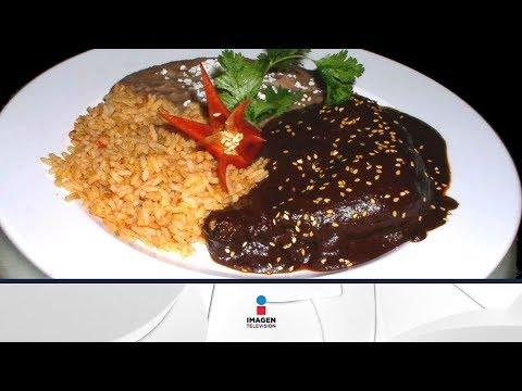 Receta de mole negro de Oaxaca / Recipe Oaxacan black mole