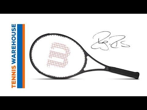 Wilson Pro Staff RF 97 Autograph Roger Federer Racquet