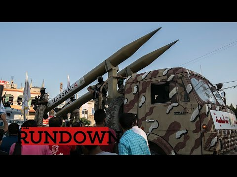 Living Near the Gaza Border in Close Range of Hamas' Weapons