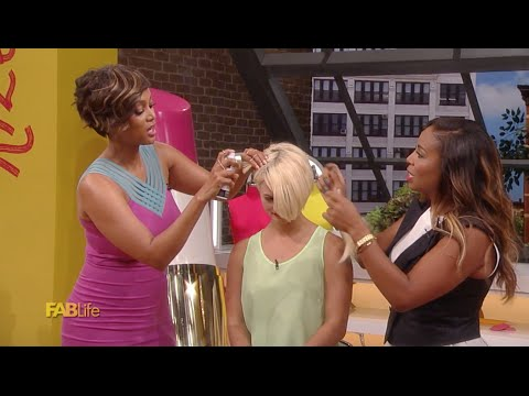 Hair Hacks for Short Hair with Tyra Banks and Kiyah Wright