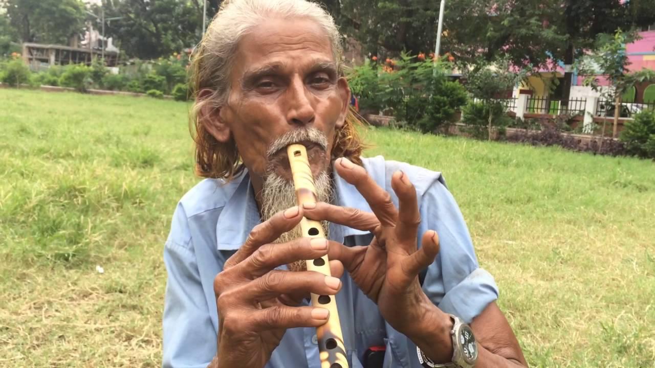 Majhi baia jao re flute song