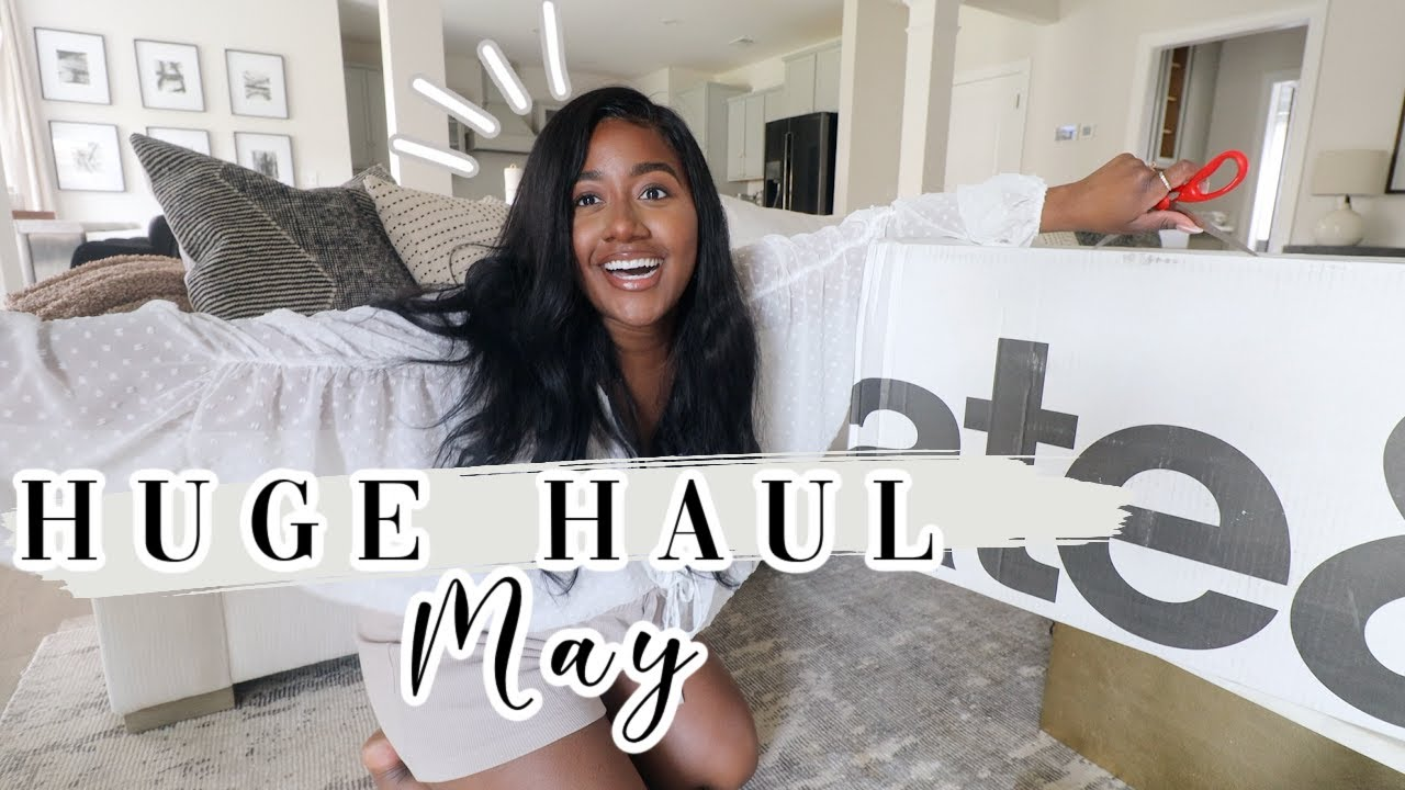EPIC MAY HAUL | HOME DECOR & MORE!