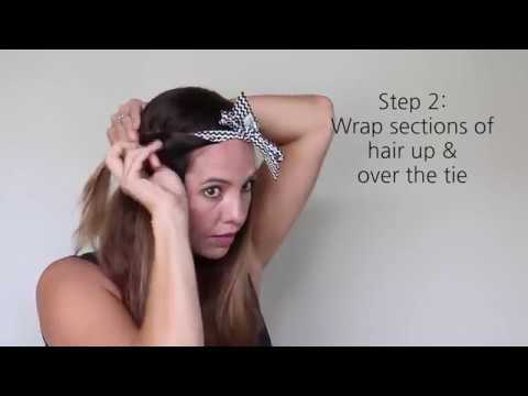 How to do headband curls: 15 steps (with pictures) wikihow.