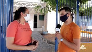 Posto de Saúde do Centro de Jaguaribara passa por reforma e ala do Covid 19 já está funcionando