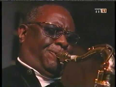 Pharoah Sanders Quartet- The Creator Has A Master Plan