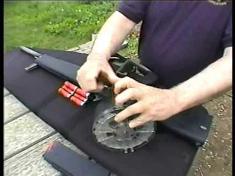AA12 Automatic Shotgun