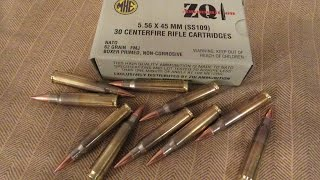 more zqi ss109 m855 5 56 ammo for the stockpile