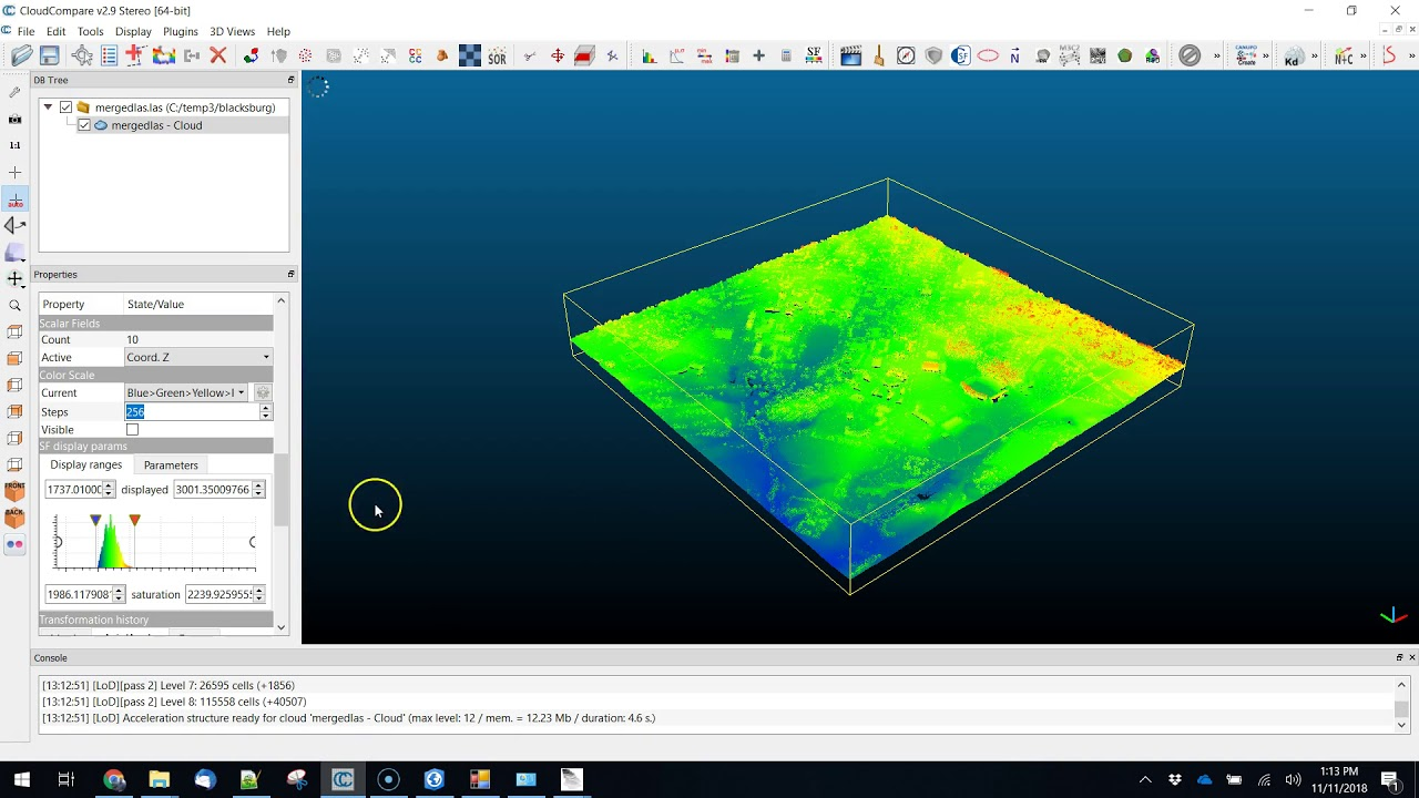 Part 2 More LAStools and Lidar in ArcGIS pro
