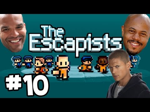 The Escapists - Higher Intelligence: Part 10