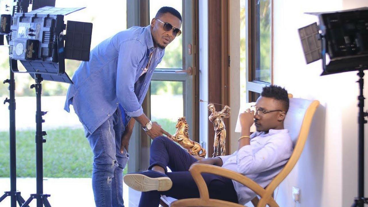 Alikiba ageuka director kuongoza video ya msanii wake wa Kings Music, Killy