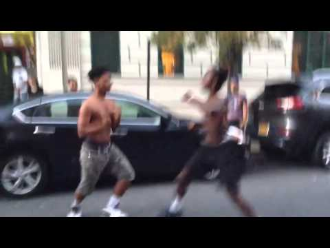 Courtland  [MACK BALLA FAMILY] vs Mott haven [CRIP]