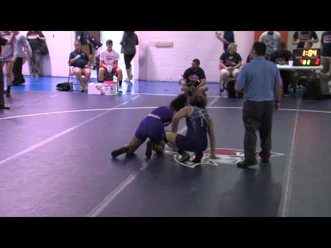 """University of the Cumberlands - Women's Wrestling - UC Duals """"Team A"""" Day 1 2014"""