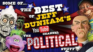 Some of the Best of Jeff Dunham's YouTube Channel - Political | JEFF DUNHAM