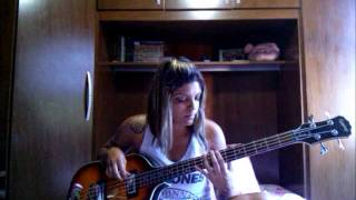 "Sublime ""Santeria"" - Bass Cover"