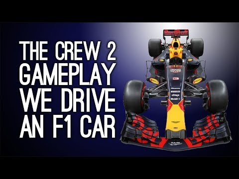The Crew 2 Gameplay: WE DRIVE AN F1 CAR - Let's Play The Crew 2