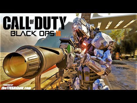 CALL OF DUTY BLACK OPS 3 : ONLINE HARDCORE US vs THE WORLD - PS4 - LIVE STREAM