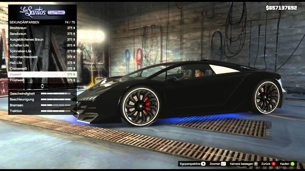 Grand Theft Auto 5 Gta V Story Deutsch 89 Auto Kaufen Und