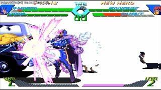 Retro Games X-Men vs. Street Fighter xmvsf fighting games Mame ➤ tokyodrifta (TT) vs Jeremias (BR)