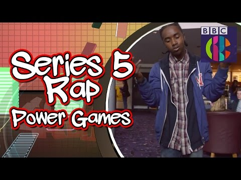 4 O'Clock Club Raps - Power Games - CBBC
