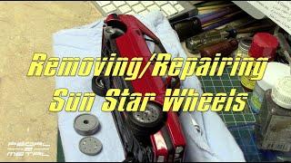 1/18 Sun Star Wheel Removal | Repair + Tips Guide PSA