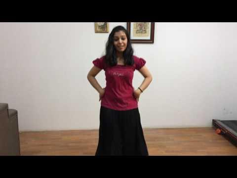 Jilka Jilka Re song   Dance Performace by Pallavi