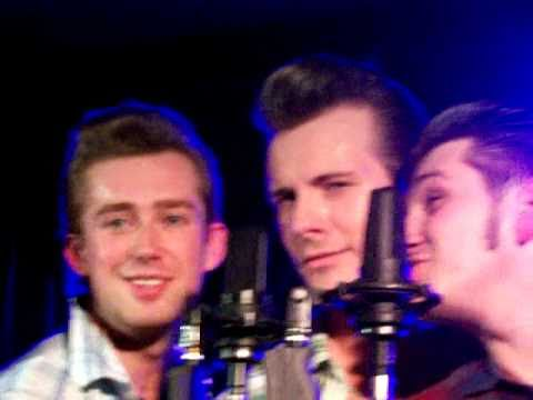 The Baseballs Bleeding Love