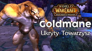 Warlords of Draenor - Ukryty Towarzysz - Goldmane the Skinner