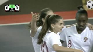 Товарищеский матч Сб Португалии жен Сборная России жен 2 1