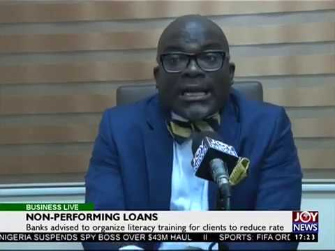 Non-performing Loans - Business Live on JoyNews (20-4-17)