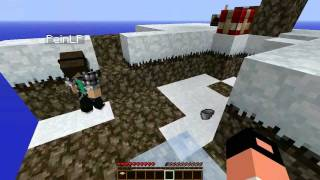CzechLP MCMP - Winter Skyblock - GhostLetsPlays+PeinFailTV - Part1