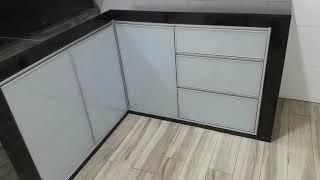 Video Aluminium Kitchen Cabinet - 铝合金 厨房 - Dapur kabinet aluminium - 알루미늄 캐비닛 부엌 - ห้องครัวตู้อลูมิเนียม - download MP3, 3GP, MP4, WEBM, AVI, FLV Mei 2018