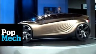 Mazda Nagare Concept Videos