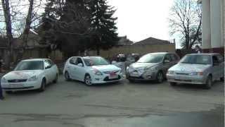 Свадьба машин, г.Ставрополь