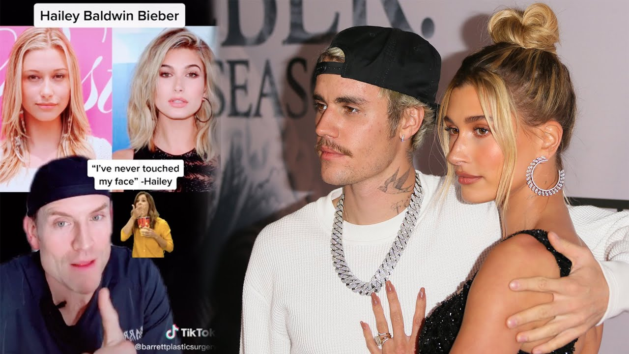 Plastic Surgeon REACTS to Cease and Desist From Justin and Hailey Bieber
