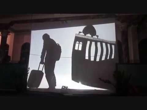 Shadow Theatre Muda-Mudi Kauman, Desa Sribit, Klaten Barat. #AYOHORMATIGURU