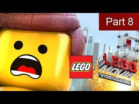 We Play: The Lego Movie Video Game - Attack on Cloud Cuckoo Land - Part 8 (Xbox One Walkthrough)