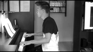 Au Revoir - Mark Forster feat. Sido - Piano Cover (HD)