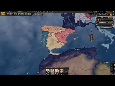 CHG Kaiserreich - Princely Federation: The road to 0.5